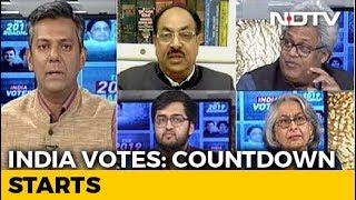 Countdown To Lok Sabha Polls Begins