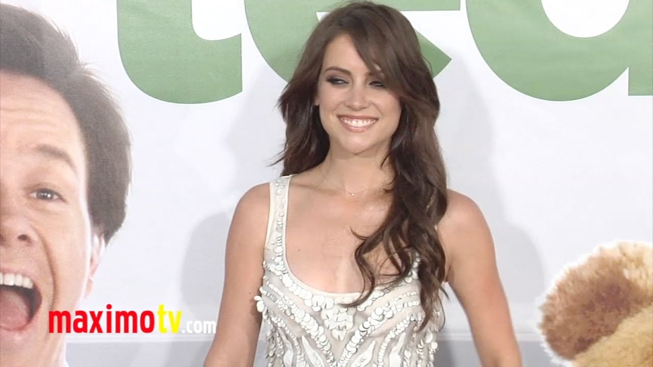 Ted 2012 Movie Jessica Stroup