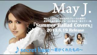 http://www.may-j.com ▽Amazon▽ http://www.amazon.co.jp/Summer-Ballad...