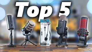 Top 5 Gaming/Streaming Microphones 2019!