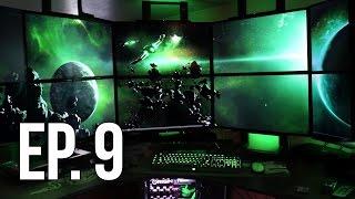 Room Tour Project 9 ft. Bereghost Games - Best Gaming Setups & Battlestations