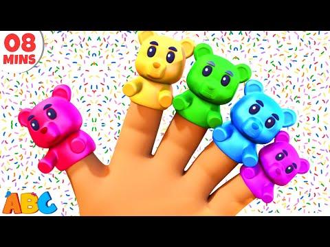 Gummy Bear Finger
