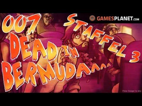 DEAD IN BERMUDA - S03E0 - ... TOT! ✰ Let's Play Dead in Bermuda Deutsch German