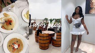 NIGERIA : LAGOS | IBADAN VLOG