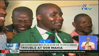 Gor players on go-slow due to unpaid monies