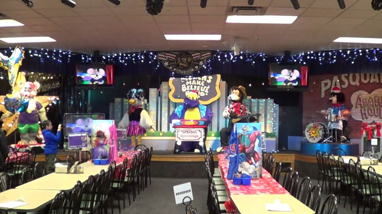 Chuck E Cheese Most Epic Mouse 3 Stage Version Fixed