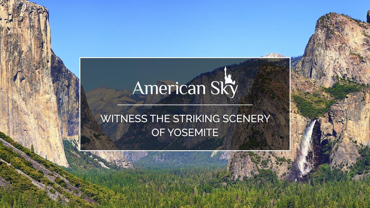 Yosemite National Park Holidays, California 2019/2020