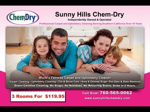 Chem-Dry Carpet Cleaning | Palm Springs
