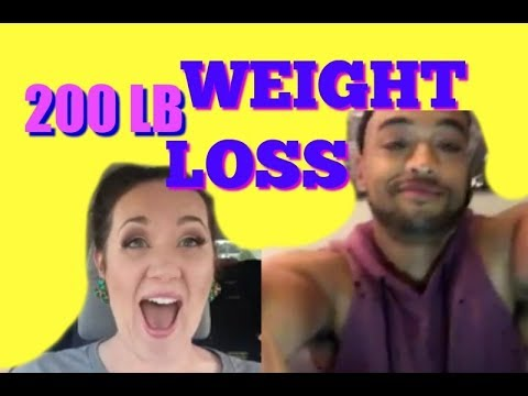 Extreme Weight Loss 200 Pounds | Weightloss Success Story | How To Lose Weight
