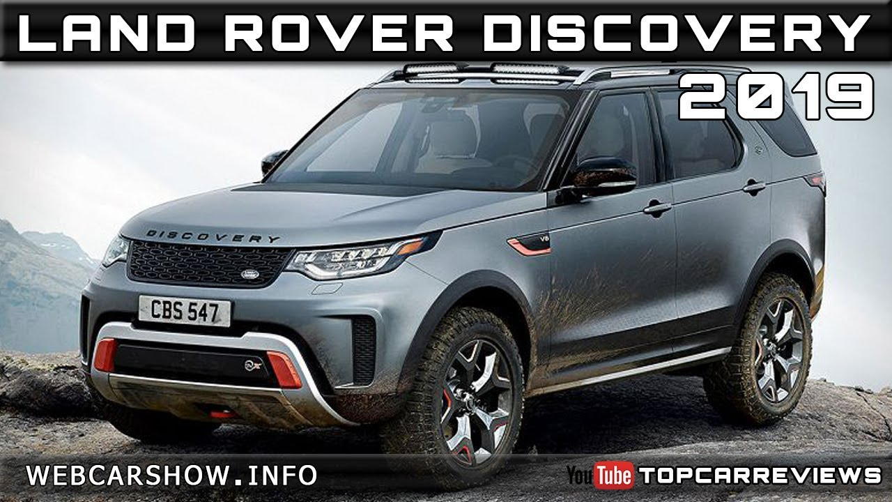 2019 Land Rover Discovery Review And Price >> 2019 Land Rover Discovery Review Rendered Price Specs Release Date
