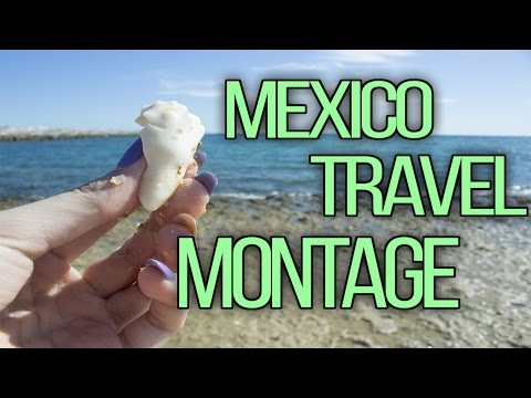 A TRIP TO MEXICO | Montage