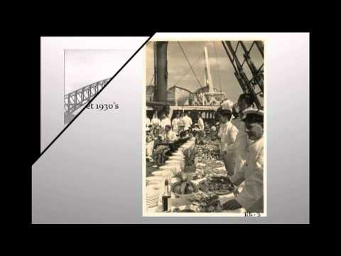 A history of Australian P&O Cruise ships -- films and images from the archive Part 2