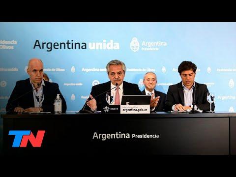 """La cuarentena sigue hasta el 24 de mayo: """"Toda la Argentina salvo el AMBA pasa a la fase cuatro"""""""