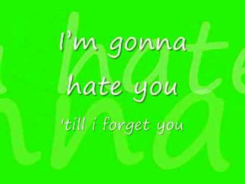 Centerfold-PINK (*lyrics!*)