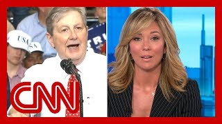 CNN anchor reacts to Sen. Kennedy's Pelosi insult