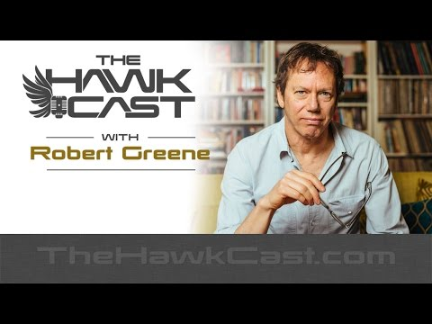 The HawkCast with Robert Greene