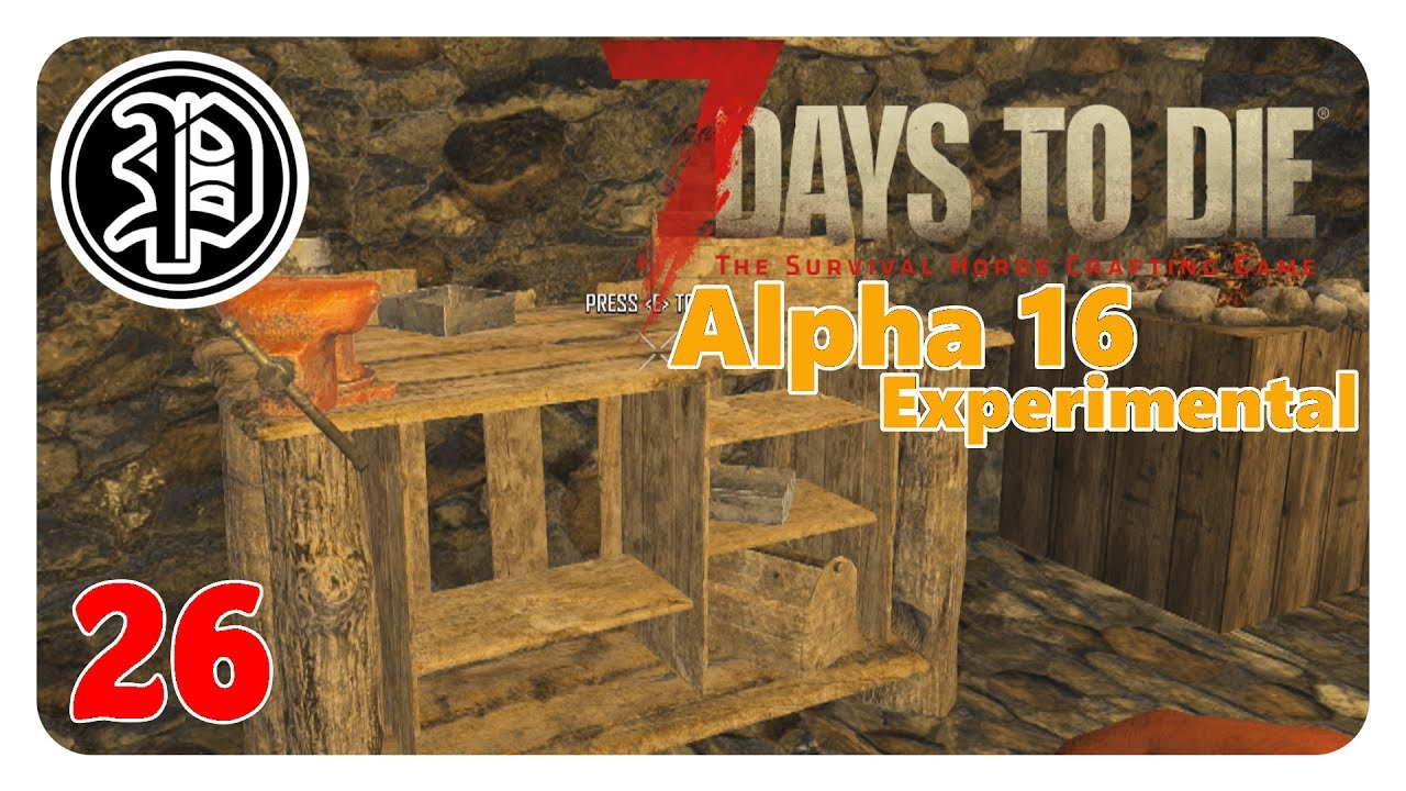 7 Days to Die Alpha 16 #Experimental Deutsch | Stahl ...