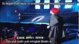 """F4/JVKV - Zai zhe li deng ni """"Waiting for you"""" (Sub español/Chinese/Pinyin)"""