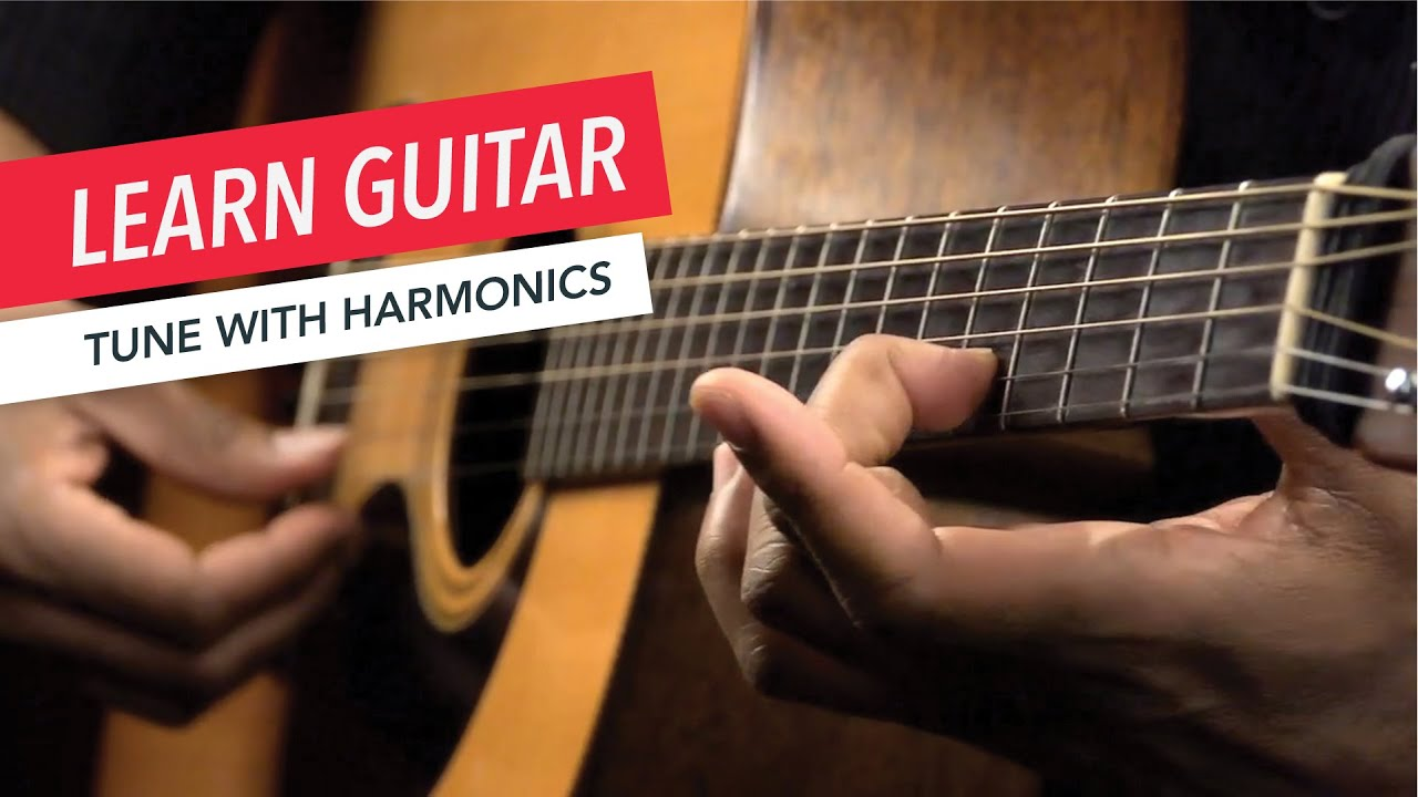 How to tune a newbie guitar 12
