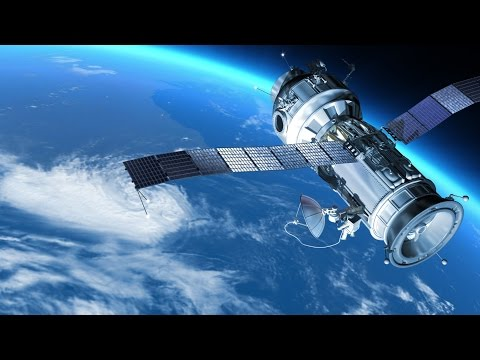 How Do Satellites Stay In Orbit Around Earth?