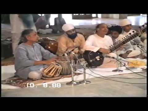 Ustad Vilayat Khan and Pt. Kishan Maharaj Live 1988 Mp3