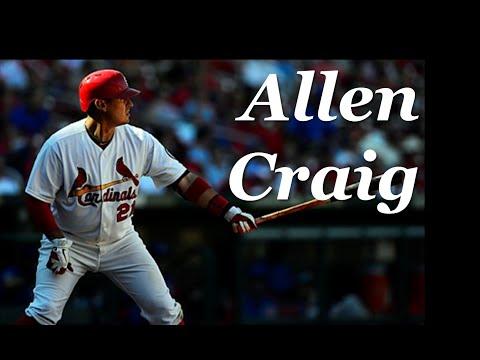 Allen Craig 2010-2013