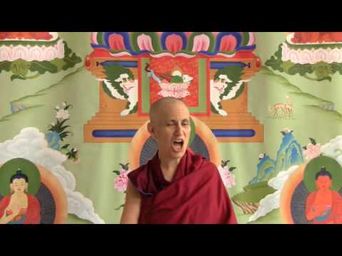 68 Green Tara Retreat: Dismantling Personal Identity, Part 2, 02-10-10