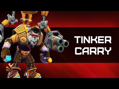 видео: tinker carry или ТИНКЕРМИНАТОР