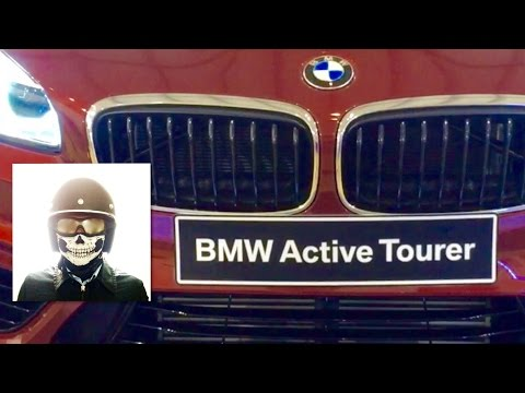 BMW 218i Active Tourer Review Indonesia