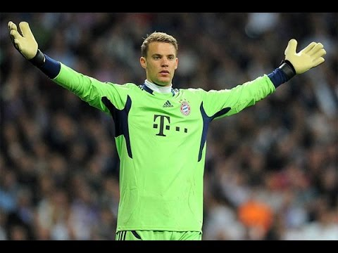 Manuel Neuer #1 World-Best Goalkeeper 2014 - 2015 Great ...