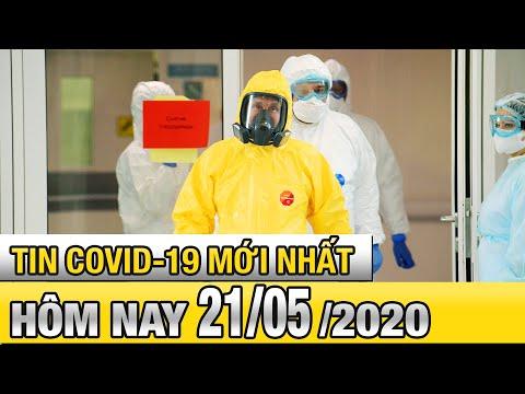Tin tức dịch Covid 19 mới nhất 21/5/2020 | TT Trump đe dọa ngừng tài trợ vĩnh viễn cho WHO