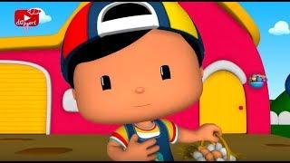 Pepee  - 4 Bölüm Bir Arada YENİ - Çocuk Şarkıları & Eğitici Çizgi Film | Düşyeri