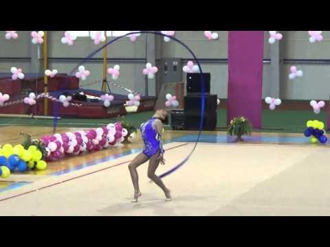 Художественная гимнастика. Упражнения с лентой - Александра Асланян (Львов)