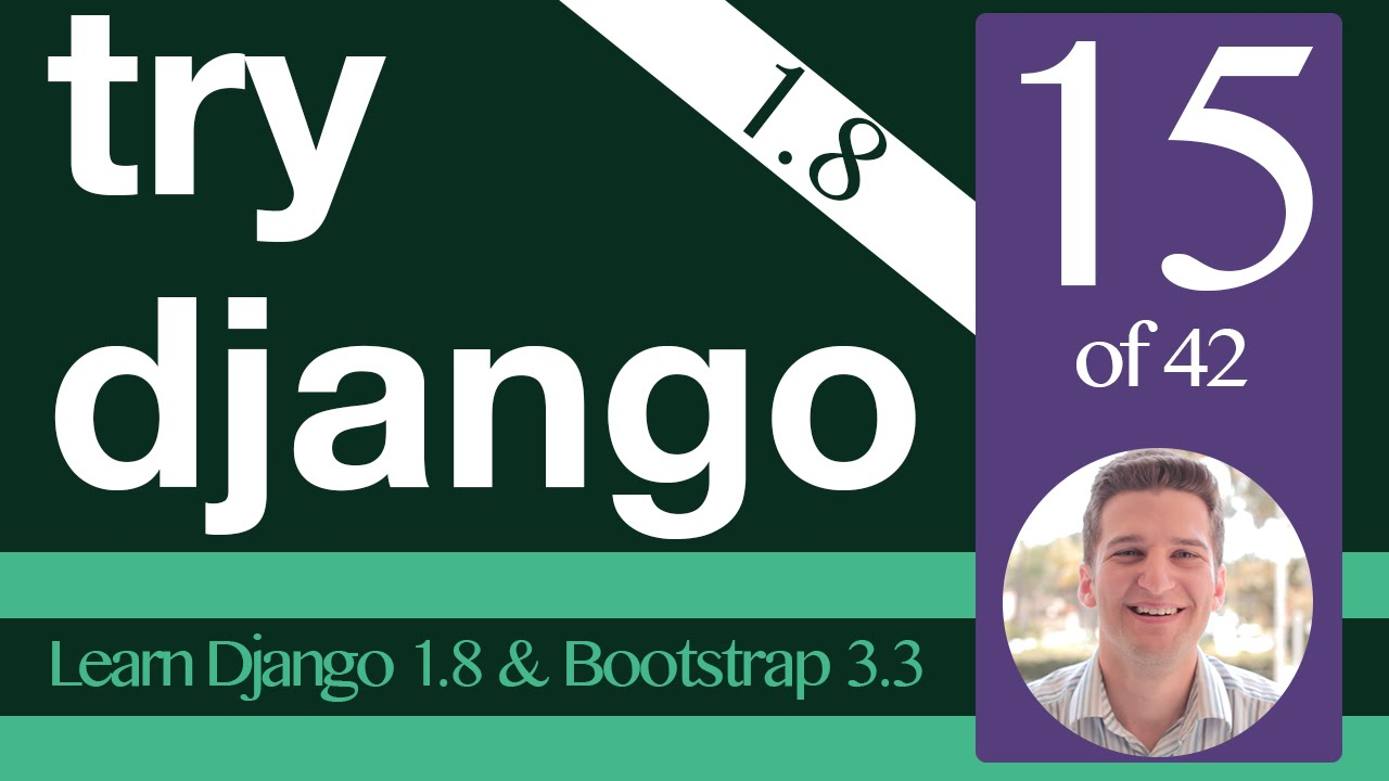 Github codingforentrepreneurs/try-django-1. 8: try django 1. 8 is.