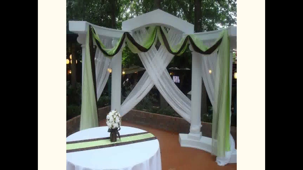 Church Wedding Decoration Pictures 2015 Youtube