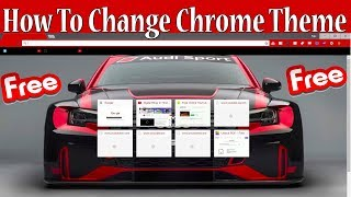 How To Change Chrome Background Theme    बदले अपनी Chrome Browser की Background    Digital Bihar   