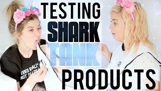 TESTING SHARK TANK PRODUCTS   feat. Beauty Break