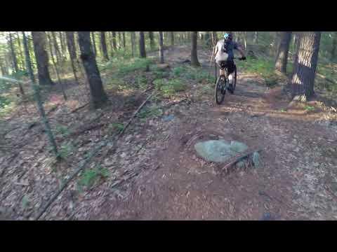 Keyes Loop Mountain Biking Great Brook Farm With Mundo