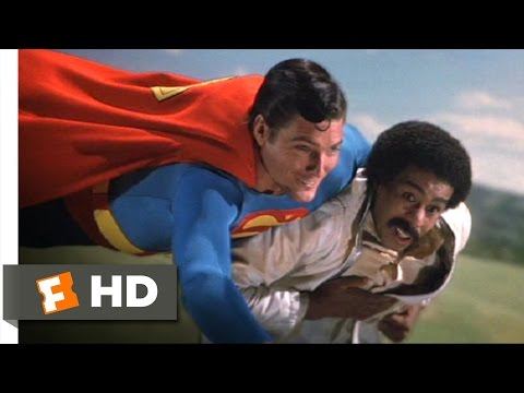 Superman III (10/10) Movie CLIP - Superman and Gus (1983) HD