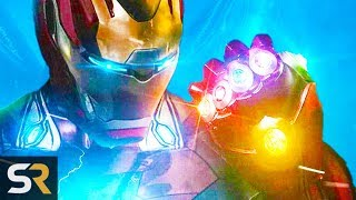 These Marvel Characters All Wore The Infinity Gauntlet