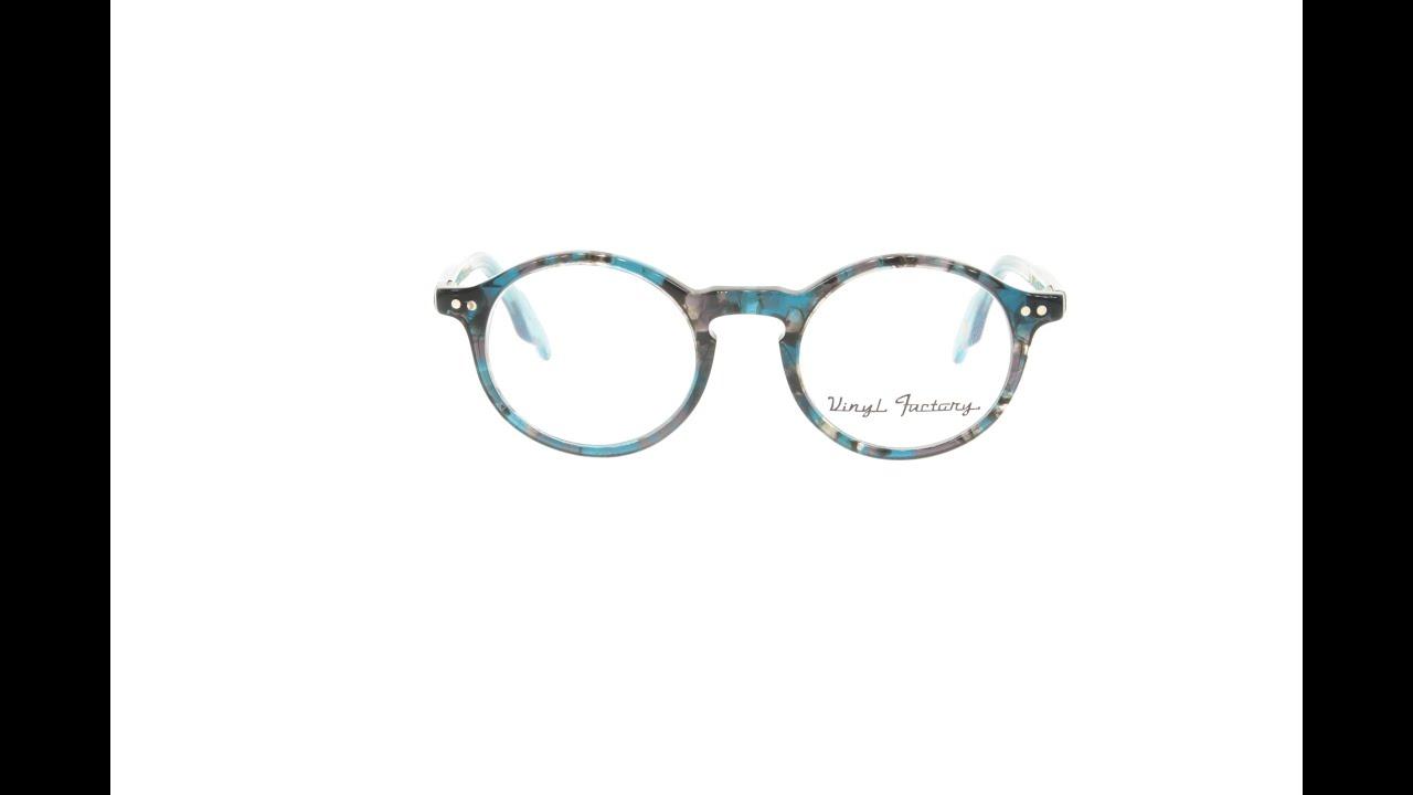 652401ffcca Vinyl Factory - Lunettes de vue vintage Rubin C2. AngelEyes Eyewear