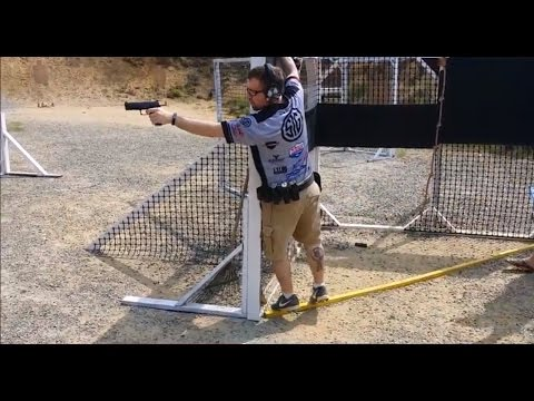 Team SIG Shooting the 2015 Virginia Maryland USPSA Section Match