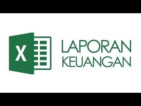 Membuat Laporan Keuangan Menggunakan Microsoft Excel 2010