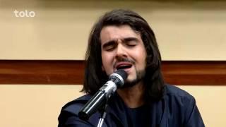 بامداد خوش - موسیقی - اجرای آهنگ های زیبا توسط جمشید سخی