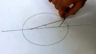 Как разметить эллипс, Как нарисовать эллипс(В этом видео покажу как просто и легко разметить эллипс или овал. Все очень просто и с этим справится любой..., 2015-08-02T11:37:45.000Z)