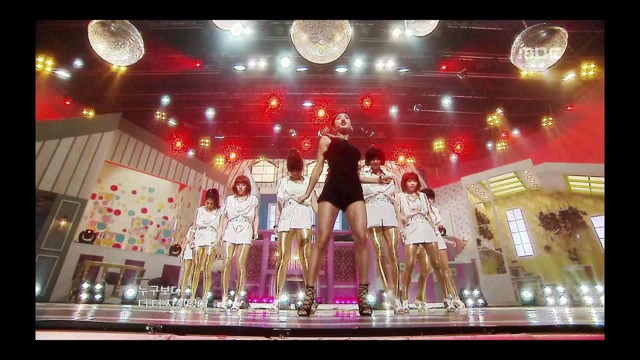 Ba-da - MAD, 바다 - 매드, Music Core 20090815