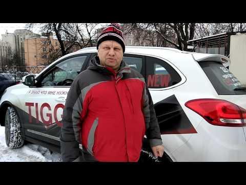 Отзыв о тест-драйве нового CHERY Tiggo 3 из Санкт-Петербурга! №04