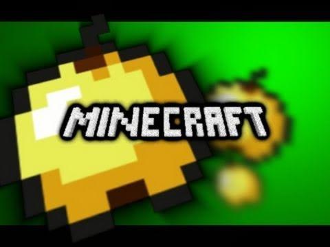 Minecraft Golden Apple Wallpaper Minecraft: Golden Appl...