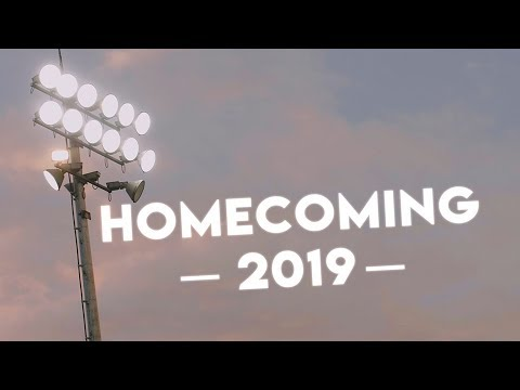 Red Oak ISD Homecoming 2019 (Parade and Varsity Football Game)