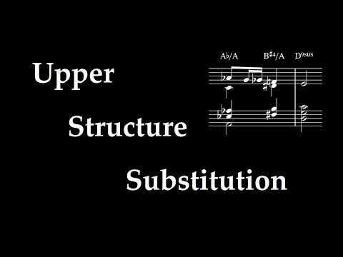 Upper Structure Substitution | Practical Harmony #1